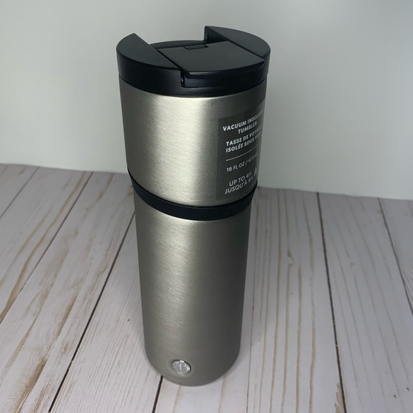NWT 16 OZ COFFEE THERMAL VACUUM SEALED